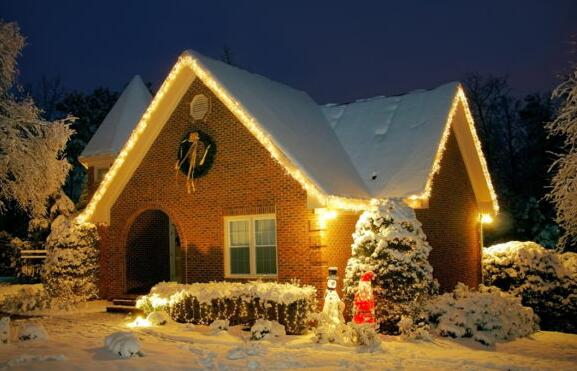 What are the advantages of winter LED lights?