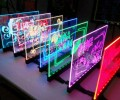 Design principles of LED display divers