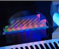 How to produce LED chips by using photonic crystals LED