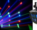 Chauvet DOUBLE DERBY X LED Effect Light