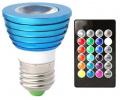 3 Watt Color-Changing LED Bulb Light