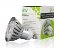 Dimmable 4W GU10 LED Bulbs 35W Equivalent