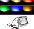 20W RGB Color Changing LED Flood Light