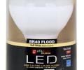 16-Watt BR40 Dimmable Indoor LED Flood Light Bulb
