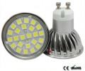 Super brightness SMD 5050 GU10 LED Spotlight