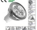 GU10 white color 5W LED spot light