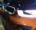 BMW i3 will use LED headlamps exposure