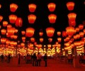 It's the first time to use led lights for 2018 Yuyuan New Year's Lantern Festival