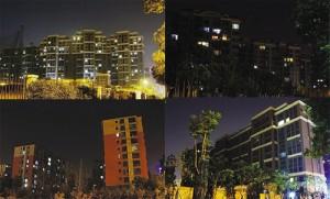 Qiu Baoxing talk about LED solar led street lights price promotion program