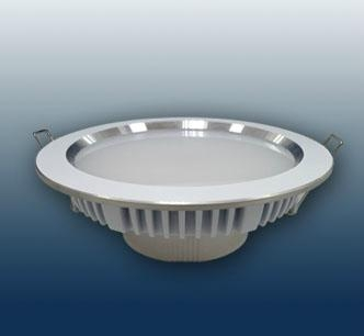led smd down lights in shop applications