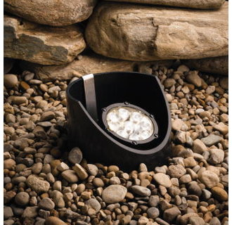 Kichler 15758 Traditional / Classic Nine Light Wide Spread In Ground LED Pond Light