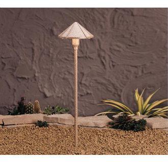 Kichler 15826 Design Pro LED Center Mount Low Voltage Path & Spread Light
