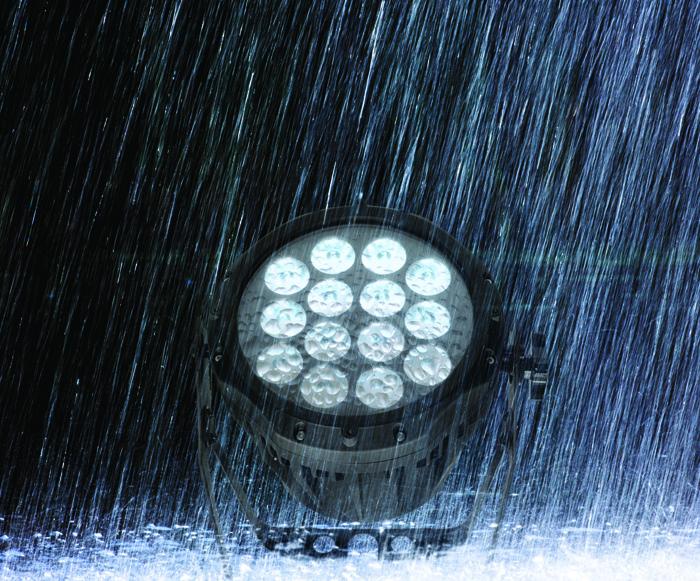 COLORado™ 1-Tri IP RGB LED wash light