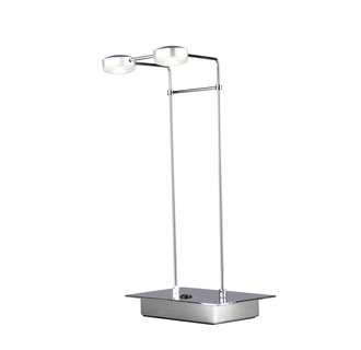 ET2 E20962 Contemporary / Modern Two Light Down Lighting Table Lamp from the Linus Collection