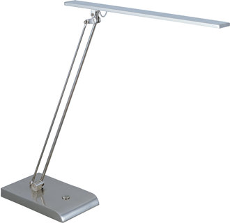 ET2 E41001 Contemporary / Modern LED Swing Arm Table Lamp from the Eco-Task Collection