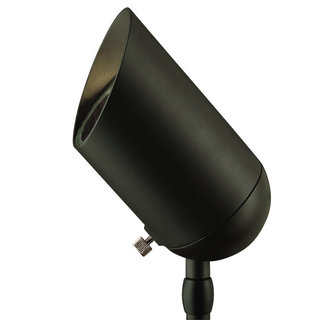 Hinkley Lighting 1537-LED60 Traditional / Classic 12 Volt LED Spotlight/Accent Light with 60 Degree Beam Spread from the Landscape Accent Collection