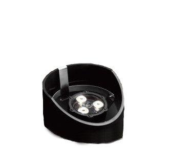 Kichler 15767 3 Light 12V 4.5W 10 Degree LED Well Light