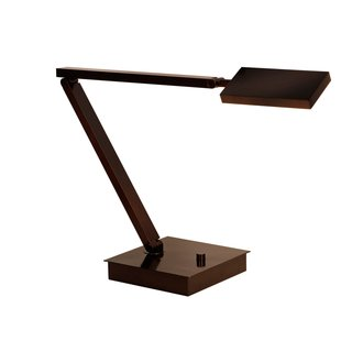 Mondoluz 10036 3 Diode LED Table Lamp from the Recto Collection