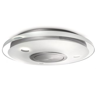 Philips 37341 3 Light LED Down Light Flush Mount Ceiling Fixture from the Ledino Collection
