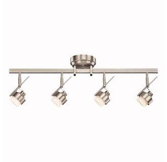 Kichler 10326 Modern Four Light Down Lighting LED Track Light Kit
