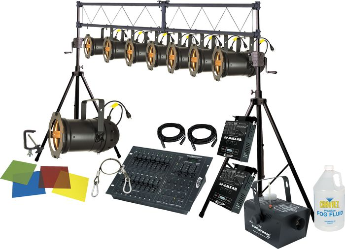 Led Stage Lights Packages Gnubies Org