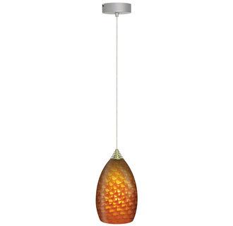 Elco EDL62N 1 Light LED Glass Pendant