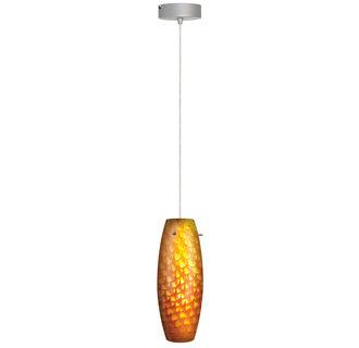Elco EDL63N 1 Light LED Glass Pendant