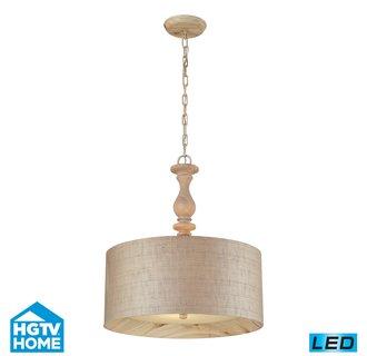 ELK Lighting 14161/3-LED HGTV Home Nathan 20