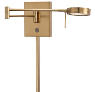 LED Swing Arm Wall Sconce