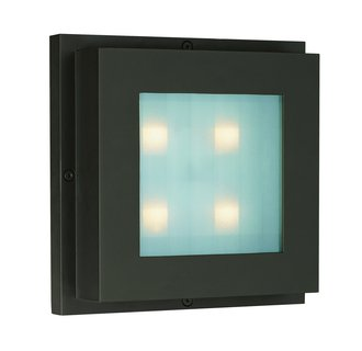 CSL Lighting SS1016B Contemporary / Modern Four Light ADA LED Wall Washer from the Level Collection