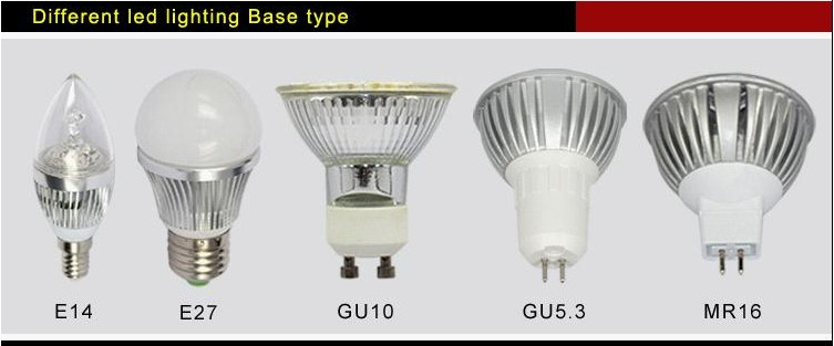 LED indoor lighting conditions analysis