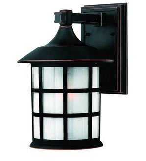 1804 LED Outdoor Wall Sconce from the Freeport Collection