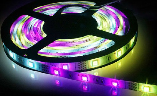 outdoor christmas decoration rgb color led lights