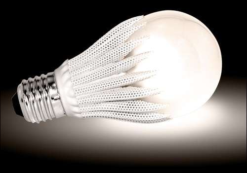 How to identify the LED lamp is good or bad
