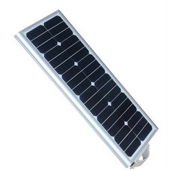 high quality integrated solar led panel street light