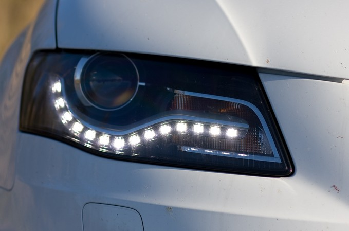 LED lamps have extensive development in the field of automotive lighting