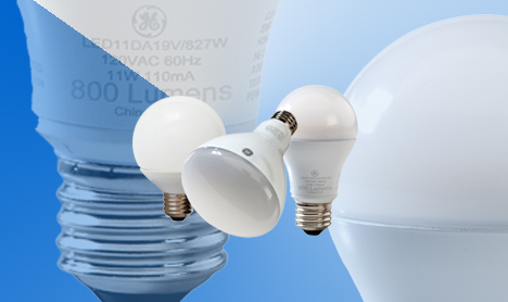 The correct selection of qualified LED bulbs