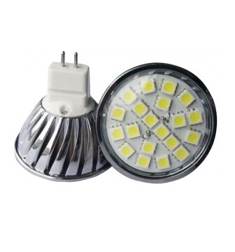4W SMD5050 MR16 LED spot lights