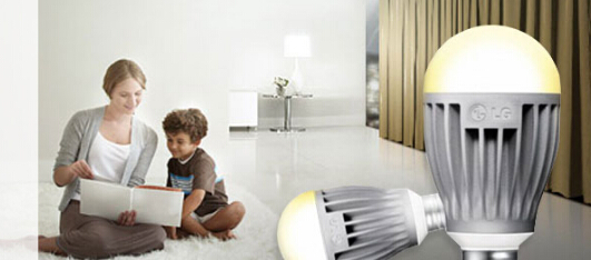 LED lighting into the mainstream choice of intelligent lighting