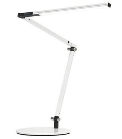Mini Warm Light LED Desk Lamp White