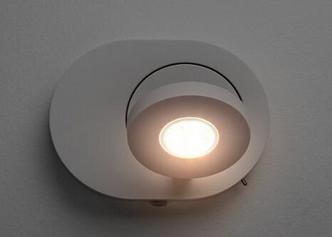 Energy Efficient LED Adjustable One-Light Spot Light