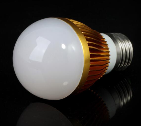 3W-5W E14 Golden LED Bulb