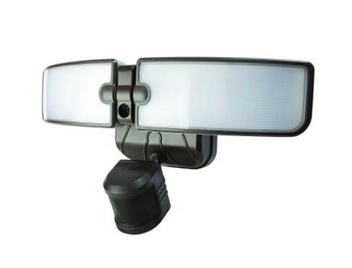 180-Degree Outdoor LED Blade Security Light
