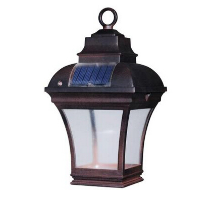 Outdoor Solar LED Hanging Lantern