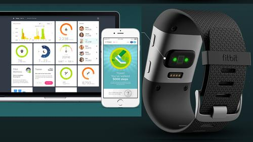 Apple Watch: LED visible light to detect heart rate