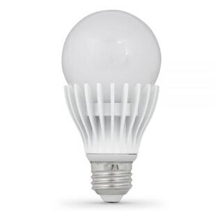 E26 9.5W A19 LED Bulb 60W Equiv. Dimmable