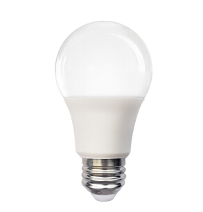 Snow Cone E26 9W A19 LED Bulb Dimmable