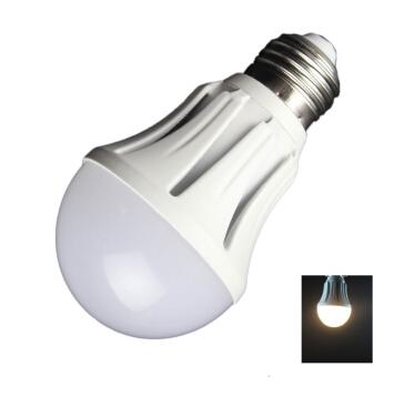 A60 E27 SMD2835 180-Degree Warm White LED Bulb
