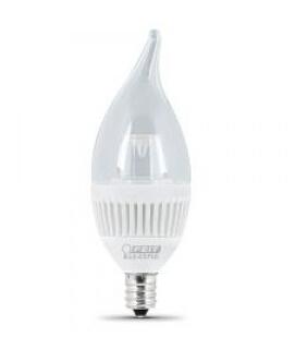 E12 4.8W Dimmable LED Bulb