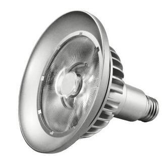 PAR38 LED Bulb E26 25 Degree 120V 18.5W